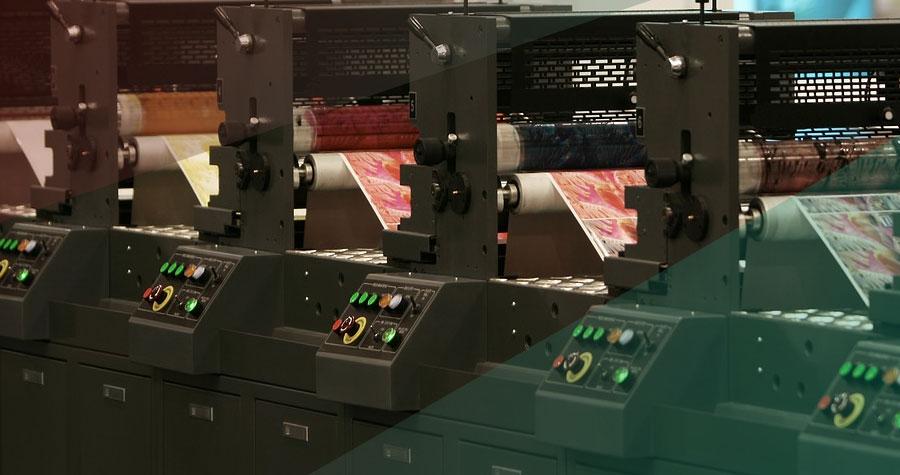 5 Types of Industrial Printing Machines